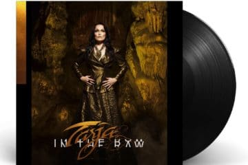 "TARJA Album ""In the Raw"""