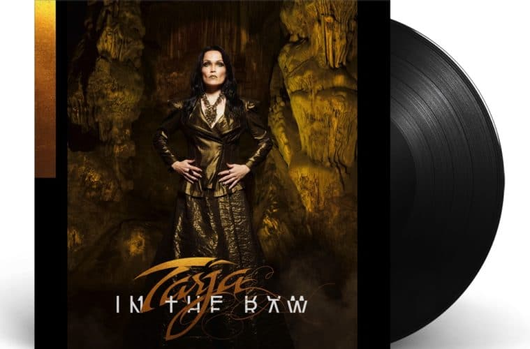 "TARJA Album ""In the Raw"""