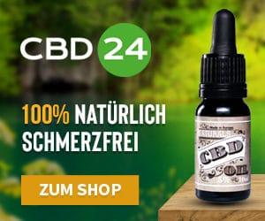 cbd24-shop.de: einer der Vorreiter bei CBD Öl auf dem deutschen Markt