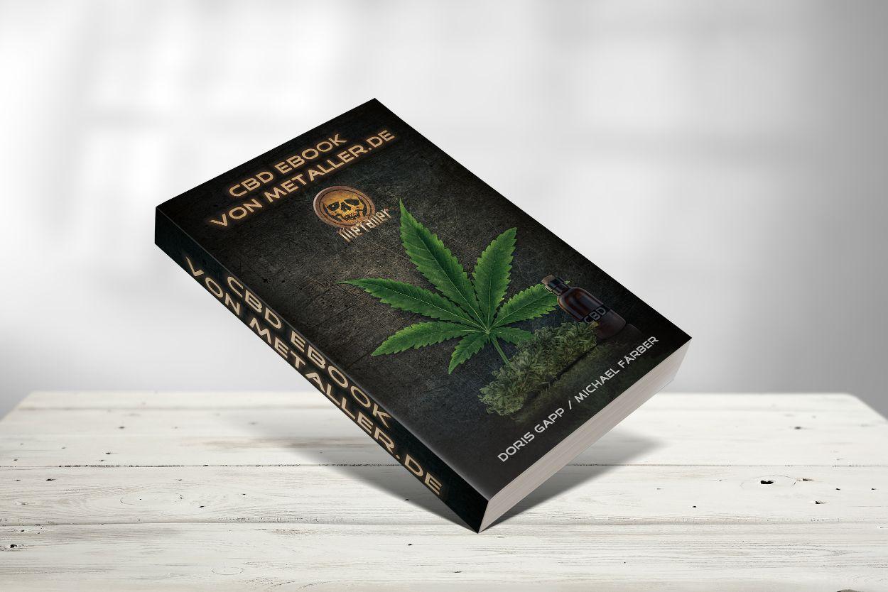 Das Metaller.de CBD E-Book von Doris Gapp und Michael Färber