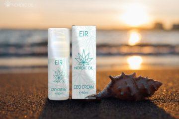 Schützen Sie Ihre Haut bei sommerlicher Hitze. Lassen Sie sich von CBD helfen!