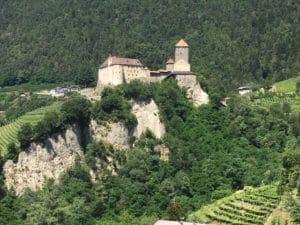 Dorf Tirol Schloss