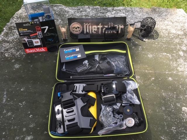 GoPro HERO7 Black Action-Kit