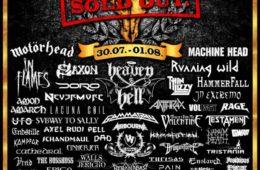 Wacken Open Air W:O:A 2009 - 20 Years Louder Than Hell