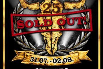 25 Years Louder than Hell - Wacken Open Air W:O:A 2014
