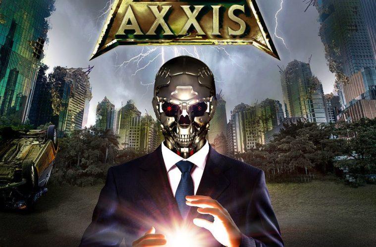 AXXIS - Hardrock Ende der 1980er Jahre mit Elementen des Power Metal