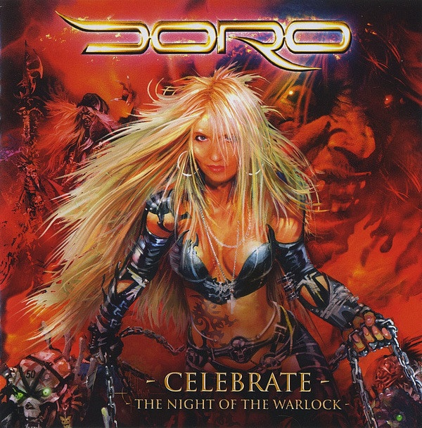 Doro - Celebrate / Night Of The Warlock
