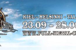 Full Metal Cruise IX kündigt weitere Bands an
