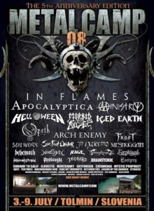 MetalCamp 2008