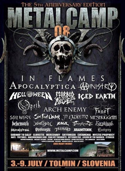 MetalCamp 2008