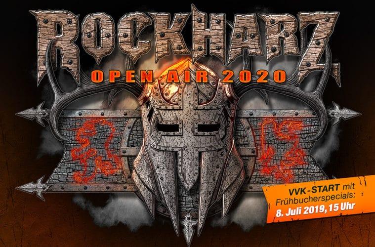 Rock Harz Open Air - Metalfestival seit 1993/94 in Niedersachsen
