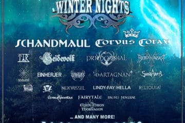 WACKEN WINTER NIGHTS IV – 10 neue Band-Highlights für 2020 angekündigt