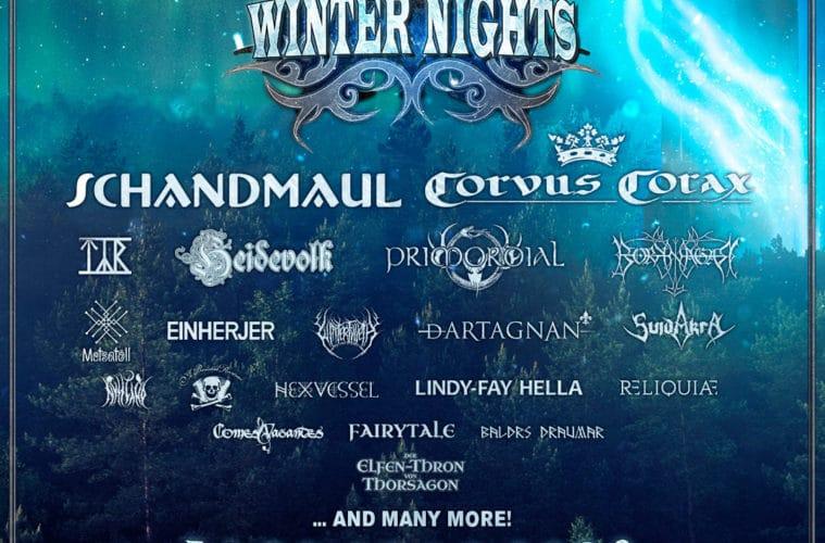WACKEN WINTER NIGHTS IV – 10 neue Band-Highlights für 2020 angekündigt