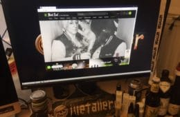 Black Leaf Headshop - In Weed We Trust