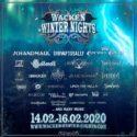 Wacken Winter Nights 2020 komplettieren Programm für die Hauptbühnen