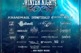 Wacken Winter Nights – dritte Bandwelle für 2020 angekündigt