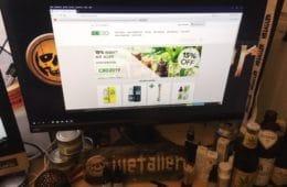 Der CBD Shop von XOCBD mit etlichen Liquids für Dampfer