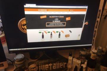 DIE BIEROTHEK - internationale Craft Biere und ausgefallene Bierspezialitäten