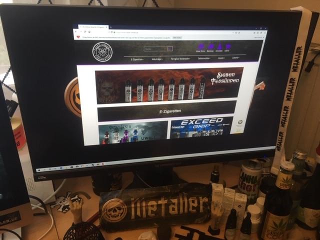 TastE-Smoke - hochwertige E-Zigaretten und Zubehör von namhaften Herstellern