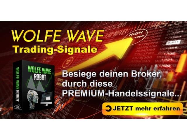 WOLFE WAVE-Robot (begehrte Signalsoftware)