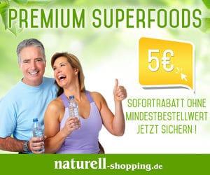Der naturell-shopping.de Internetshop