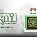 Dein personalisierter Voodoo Gin mit Farbveränderung mit eigenem Label