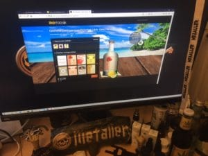 Spannendes und außergewöhnliches Design auf personalisierten Likörflaschen