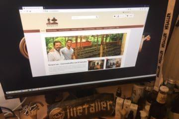 Online Shop von LyaCoffee