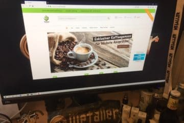 Der Online Shop von Teemax