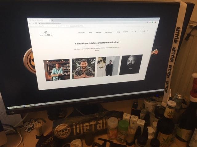 Beflora: junges Start-Up Unternehmen mit CBD Online Shop