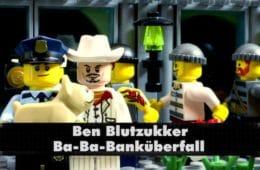Ben Blutzukker - Ba-Ba-Banküberfall (Metal Cover)