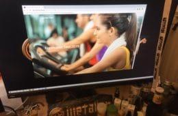 Ergometer für das Cardio-Training