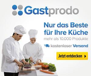Online Shop von Gastprodo