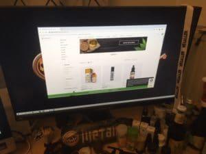 CBD Online Shop von Hemperia