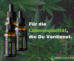 Instahaze Vollspektrum Öle: Cannabinoide, Terpene und Flavonoide