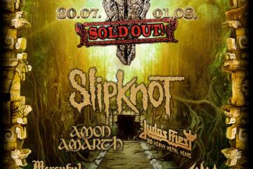 Wacken Open Air kündigt Slipknot als Headliner für das Jahr 2020 an