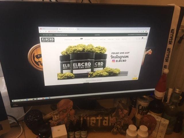 ElbCBD – der Onlineshop für hochwertige CBD-Produkte