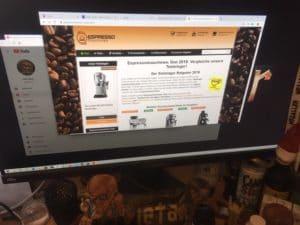 Siebträgermaschinen für den perfekten Kaffeegenuss