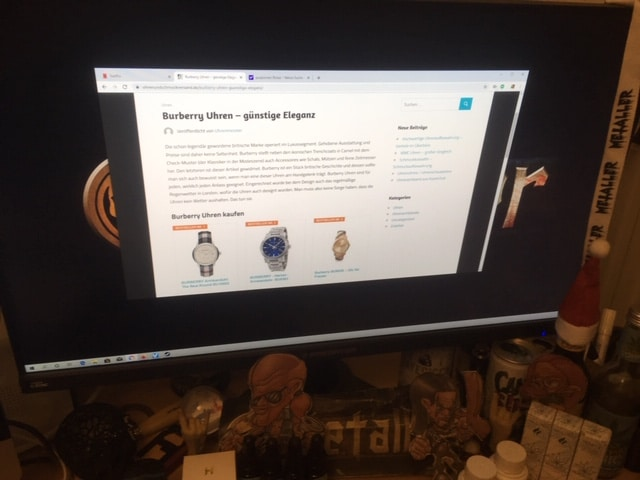 Günstige Uhren, die teuer stylische und hochwertig aussehen