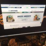 Vielfältige Auswahl an CBD Ölen im Shop von Zamnesia