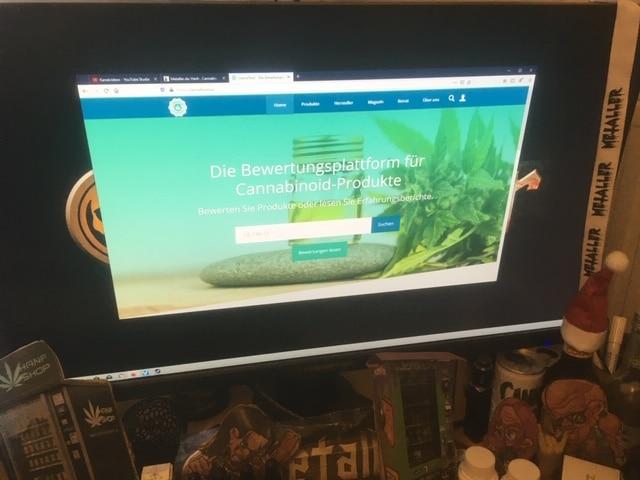 CANNATRUST - Die Bewertungsplattform für Cannabinoid-Produkte