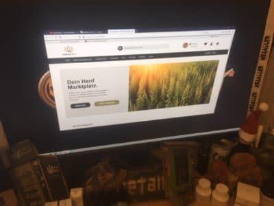 Cannaable Hanfmarkt: deutscher Online-Markt für Hanfprodukte