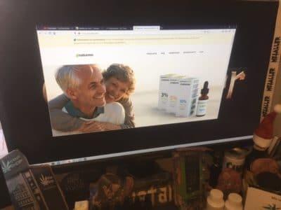 Der CBD Online Shop von Naturmo CBD
