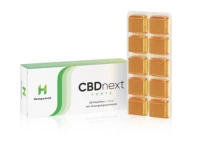 CBD Produkte: Hempamed CBDnext