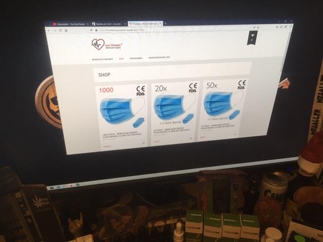 Atemschutzmasken online kaufen