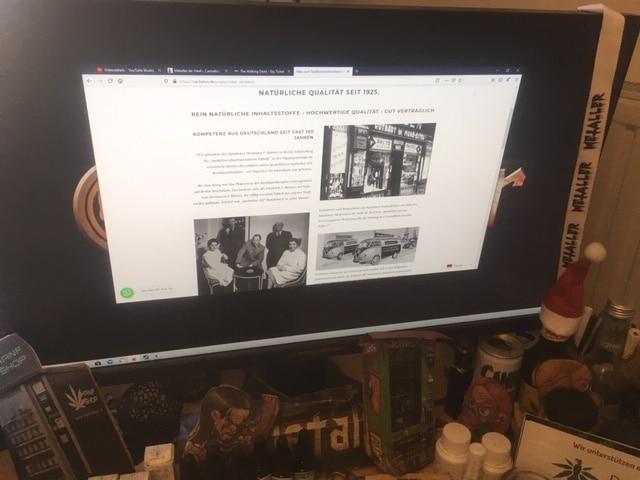 Der CBD Online Shop von Sanhelios