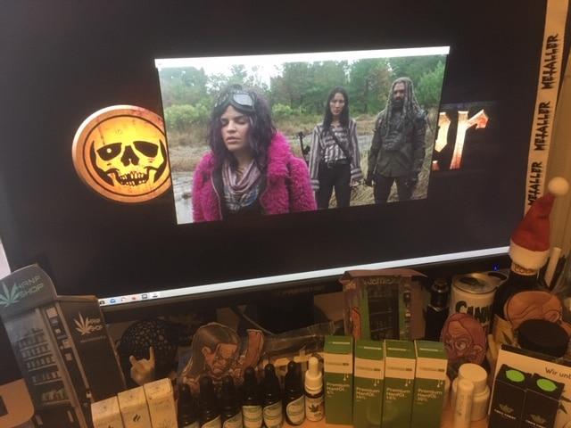 The Walking Dead Staffel 10 Episode 15 S10E15 (Folge 146) - Prinzessin (The Tower) auf SKY / FOX / AMC