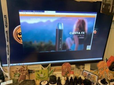 MyCanya - hochwertige Qualität mit CBD Produkten von Canya CBD