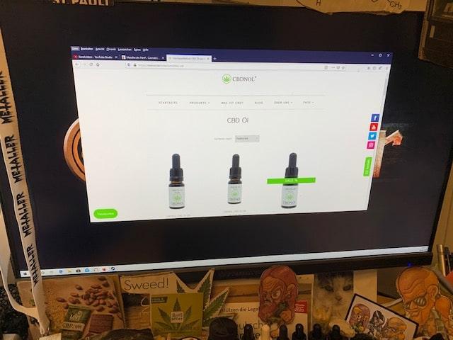 CBDNOL® Hochqualitative CBD Produkte aus Österreich *