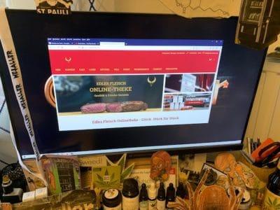 Der Online Shop von edlesfleisch.de